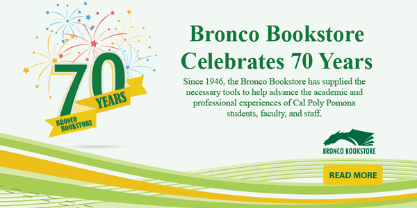 Bookstore 70th Anniversary