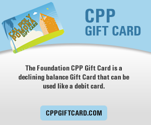 The Foundation CPP Gift Card