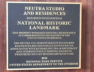 Historic Neutra House Pictures